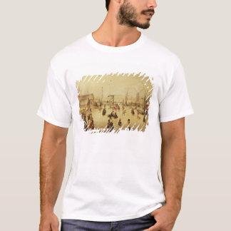 Die Vergnügen des Winters T-Shirt