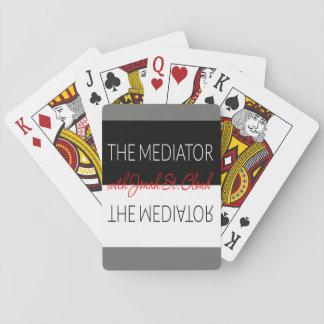 Die Vermittler-Spielkarten Spielkarten