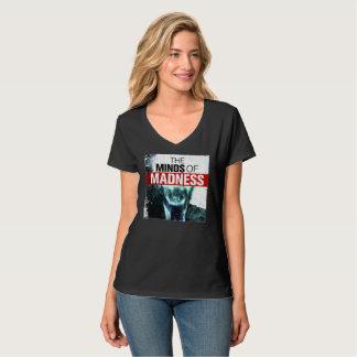 Die Verrücktheits-T-Stück der Frauen T-Shirt