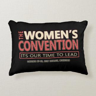 Die Versammlungs-Bewegung der Frauen - Dekokissen