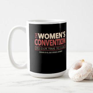Die Versammlungs-Bewegung der Frauen - Kaffeetasse