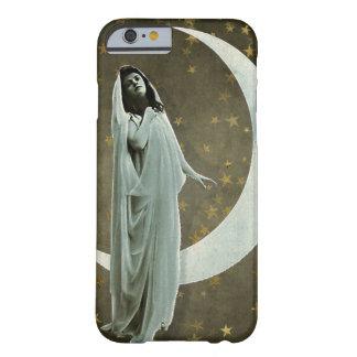 Die verschleierte Dame und der sichelförmige Mond Barely There iPhone 6 Hülle