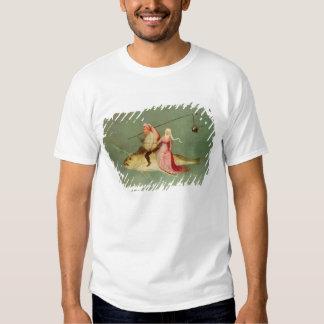 Die Versuchung von St Anthony 2 Hemd