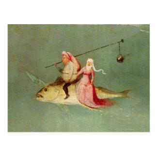 Die Versuchung von St Anthony 2 Postkarten