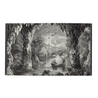 Die verzauberte Höhle Hülle Fürs iPad