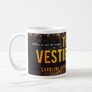 """""""Die vestige-"""" - Leser-Tasse Kaffeetasse"""