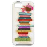 Die vielen Bücher des Lebens iPhone 5 Etui