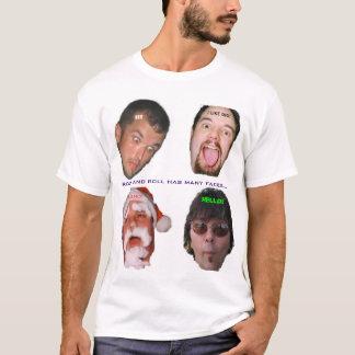Die vielen Gesichter von Felsen II T-Shirt