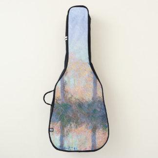 Die vier Bäume durch Claude Monet Gitarrentasche