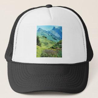 Die Vintage Schweiz, Schynigge Platte, Oberland, Truckerkappe