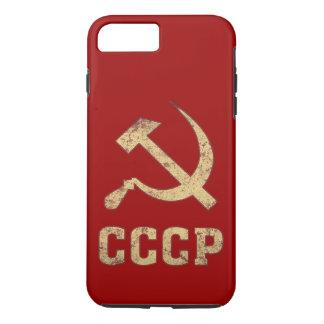 Die Vintage Sowjetunion iPhone 7 Plus Hülle
