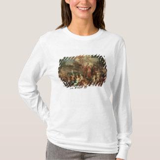 Die Vision von Aeneas auf den Elysian Gebieten T-Shirt
