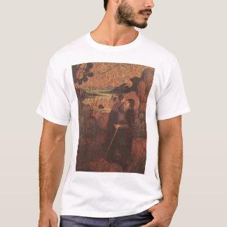 Die Vision von St. Antony der Einsiedler T-Shirt
