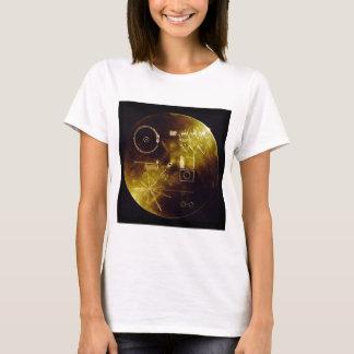 Die voyager-goldene Aufzeichnung T-Shirt