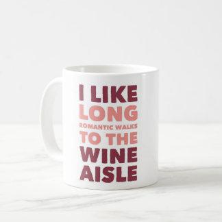 Die Wein-Insel Kaffeetasse