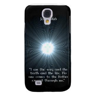 Die Weise, die Wahrheit und das Leben Galaxy S4 Hülle