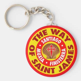 Die Weise von St James Schlüsselanhänger
