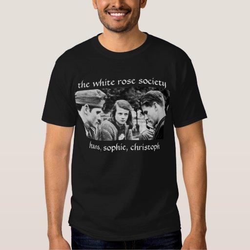 die weiße Rose Shirts