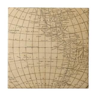 Die Welt 4 Keramikfliese