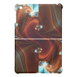 Die Welt des Feuer-und Eis-Speck-Kastens iPad Mini Hülle