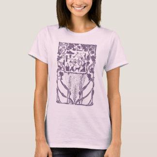 Die Welt von Central Park - der lila Dunst der T-Shirt