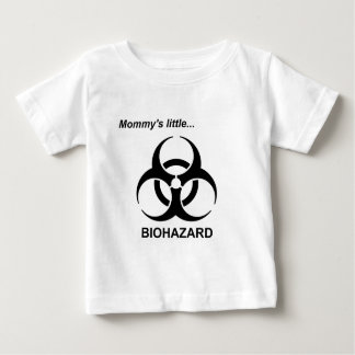 Die wenige Biogefährdung der Mama Baby T-shirt