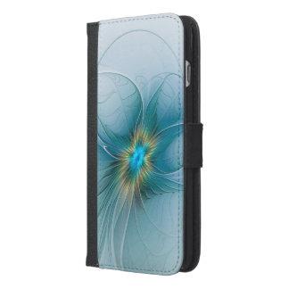 Die wenige Schönheits-moderne blaue iPhone 6/6s Plus Geldbeutel Hülle