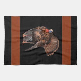 Die wilde Türkei (Alabama, Massachusetts, Handtuch