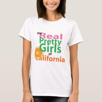 die wirklichen HÜBSCHEN MÄDCHEN von Kalifornien T-Shirt