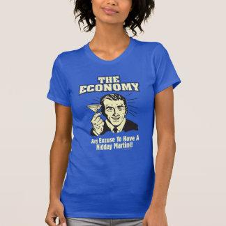 Die Wirtschaft: Mittag Martini T-Shirt