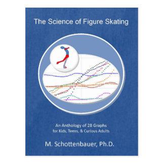 Die Wissenschaft der Zahl Skaten-Anthologie der Postkarte