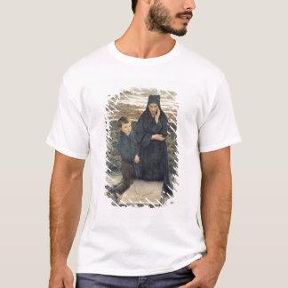 Die Witwe Ile de Sein, 1880 T-Shirt
