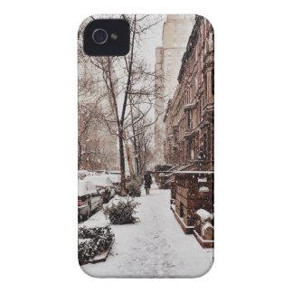 Die Woche nach Weihnachten auf Upper West Side iPhone 4 Cover