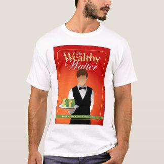 Die wohlhabende Kellner-Abdeckung T T-Shirt