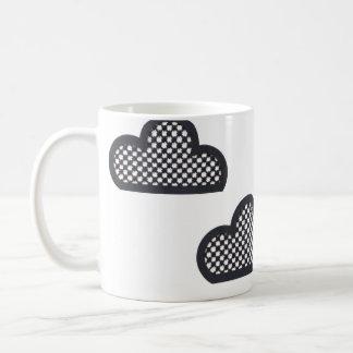 Die Wolke Kaffeetasse