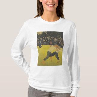 Die Wrestling-Bretonen, c.1893 T-Shirt
