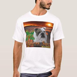 Die Wüste Sun der Männer T-Shirt