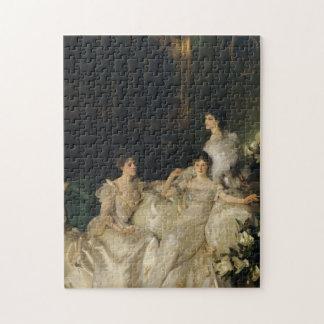 Die Wyndham Schwestern Puzzle