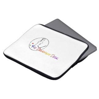 Die zeichnende Schreibtisch-Elektronik-Tasche Laptop Computer Schutzhülle