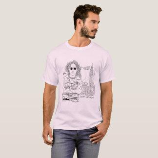 die Zeit, die Sie genießen zu vergeuden, war nicht T-Shirt