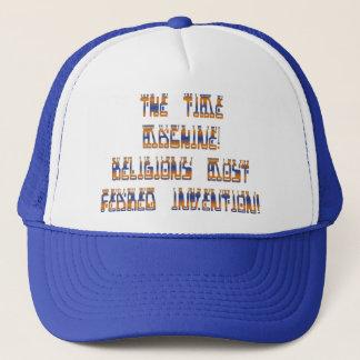Die Zeit-Maschine; Religionen die meiste Truckerkappe