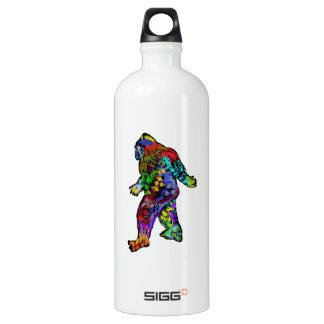 Die Zeitspanne Wasserflasche