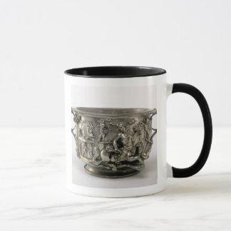 Die Zentaur-Schale, Gallo-Römisch, vom Berthouvill Tasse