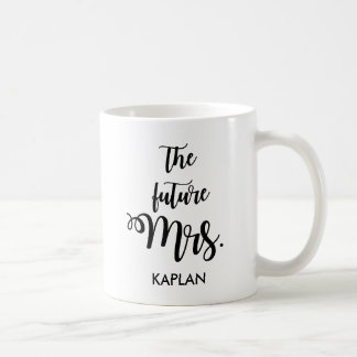 Die zukünftige Frau Coffee Mug Kaffeetasse