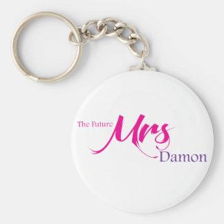Die zukünftige Frau Damon Schlüsselanhänger