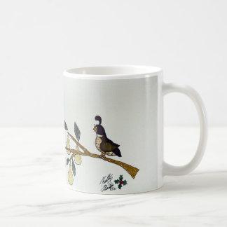 Die zwölf Tage von Weihnachten Kaffeetasse