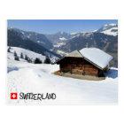 Diemtigtal, Switzerland - Schweiz Postkarte