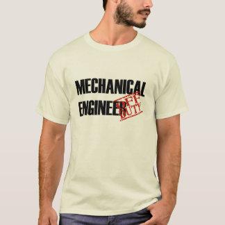 DIENSTFREIER MECH INGENIEUR T-Shirt