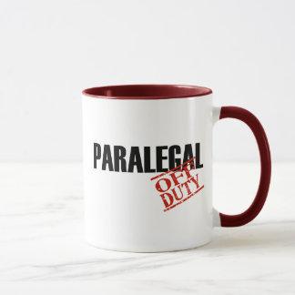 Dienstfreier Rechtsassistent Tasse