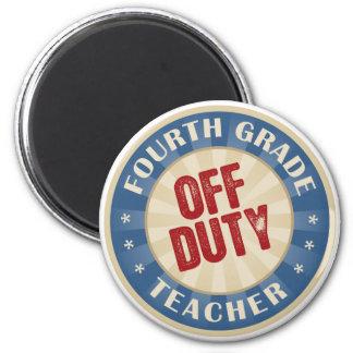 Dienstfreier vierter Grad-Lehrer